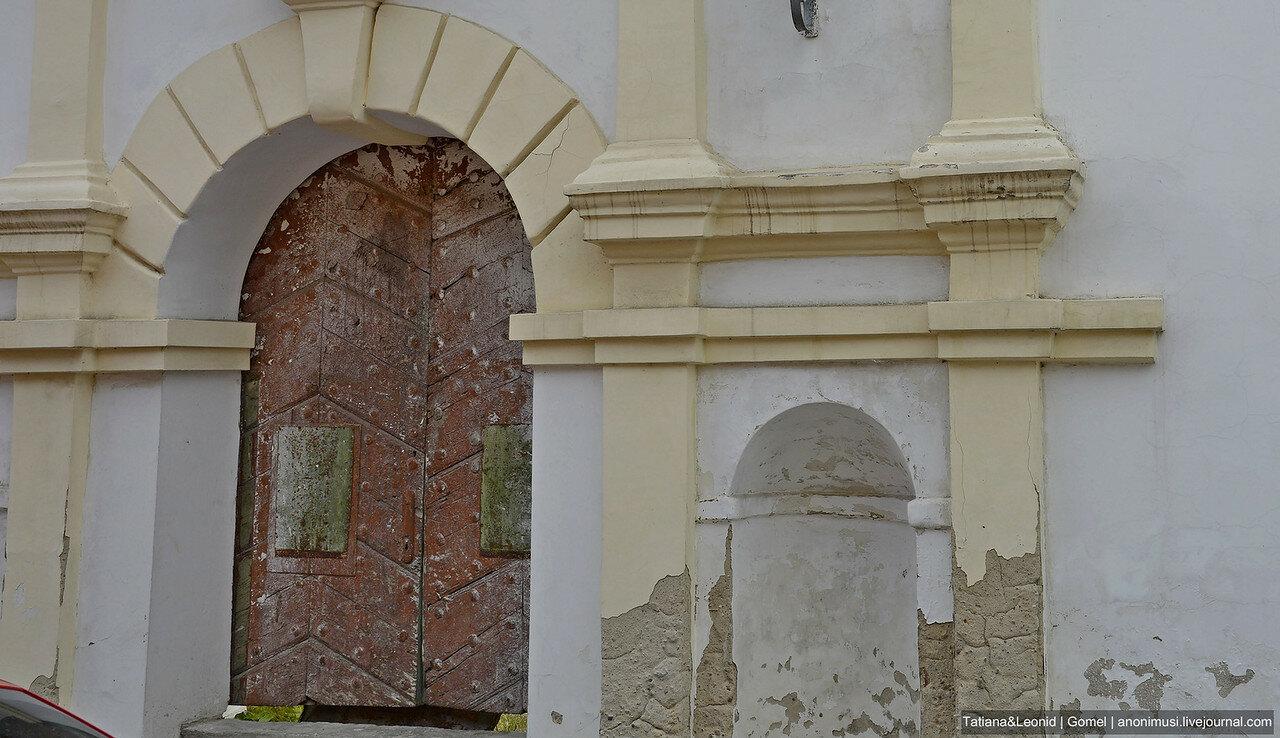 Благовещенский костел и монастырь бригиток. Гродно