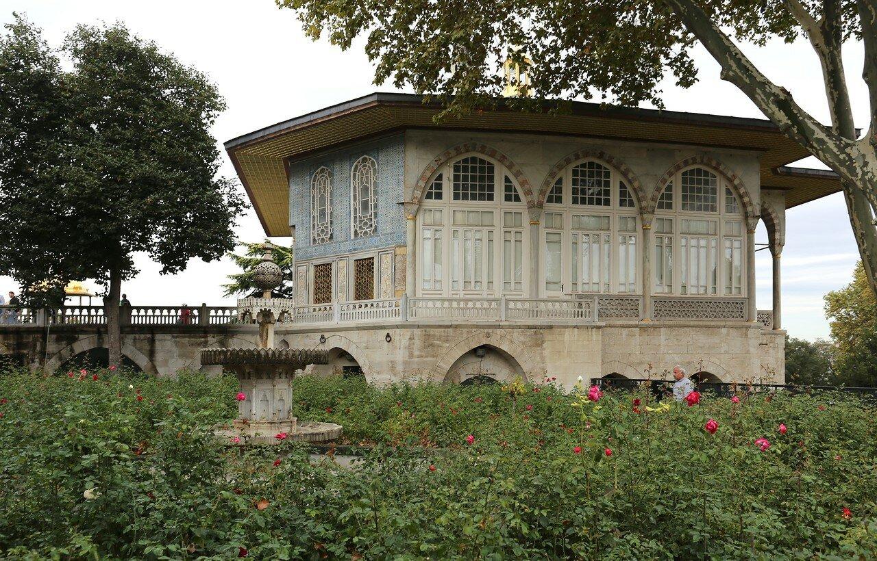 Стамбул, Топкапы. Багдадский павильон (Bağdad Köşkü)