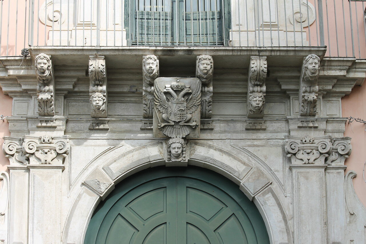 Palazzo Gioeni D'Angiò