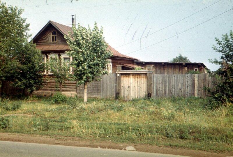 Воткинск, мб 1979 г. Родовое гнездо
