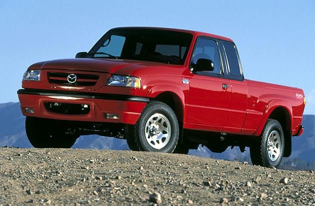 Mazda B Series. Этот пикап выпускался с 1994 вплоть до 2010 года. Тем не менее у машины были проблем