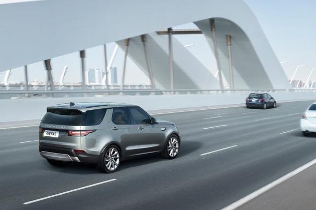 2018 Land Rover Discovery Интерес к новому Disco — ажиотажный. Утративший знаменитую каретност