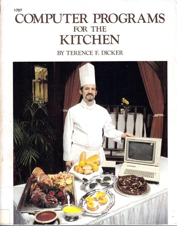 «Компьютерные программы для кухни». «Кулина-а-ар!» — говорила Маргарита Павловна в «Покровских ворот
