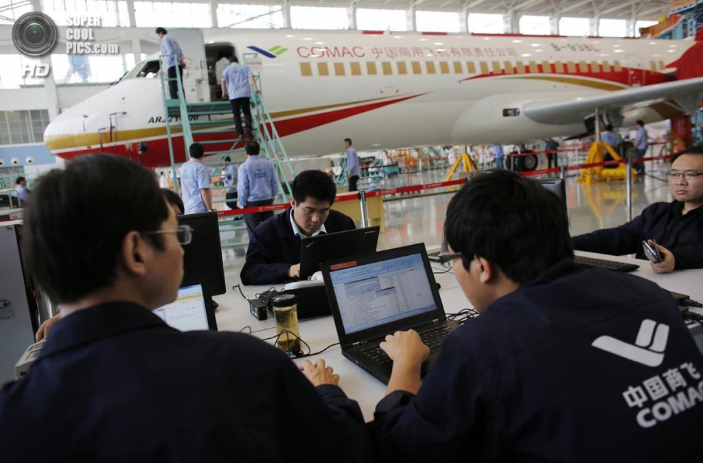 Китай наращивает авиационный потенциал