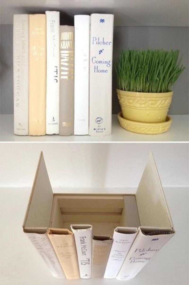 Чтобы полиэтиленовые пакеты всегда были под рукой, воспользуйся коробкой из-под бумажных салфеток.