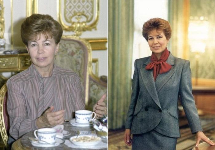 Перед вами интересные факты о первой леди СССР. 1. До Раисы Горбачевой в Советском союзе жены