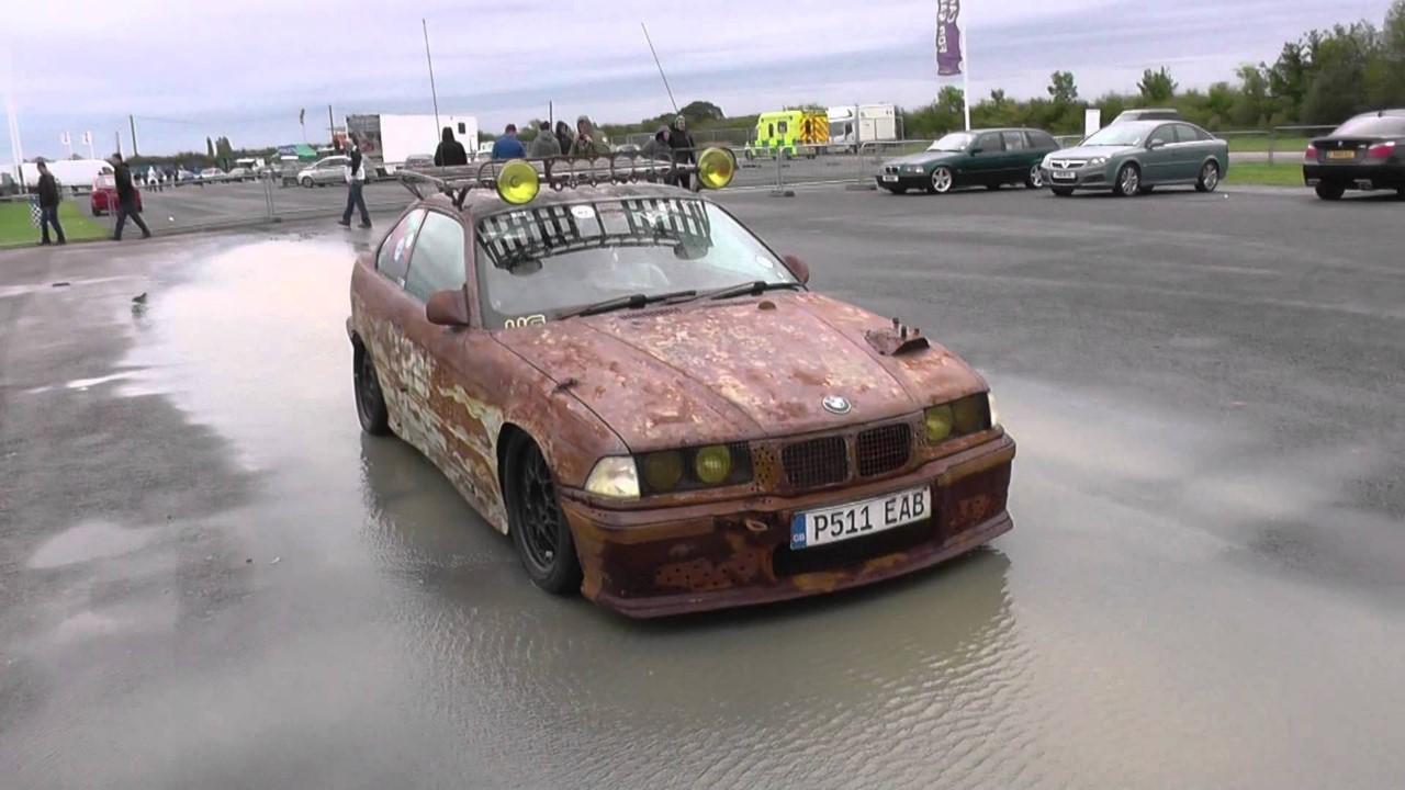 Был и третий вариант – намеренное желание ввести в заблуждение окружающих видом своего автомоб