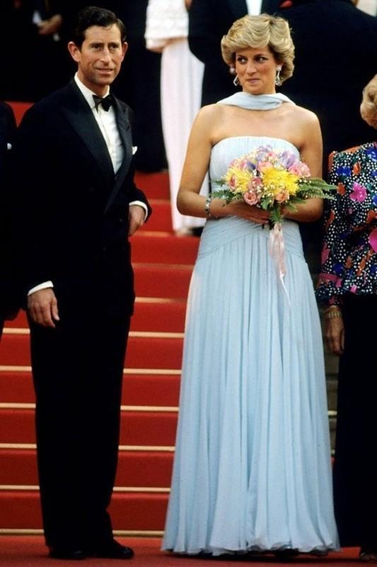 3. Принцесса Диана всегда считалась элегантной леди с безупречным вкусом. Очередное подтверждение то