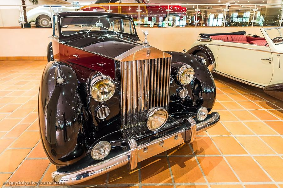 20. Rolls Royce 1953-го.
