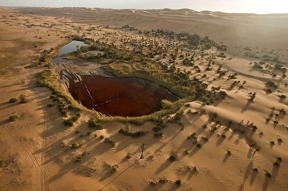 Ливийская Сахара (21 фото)