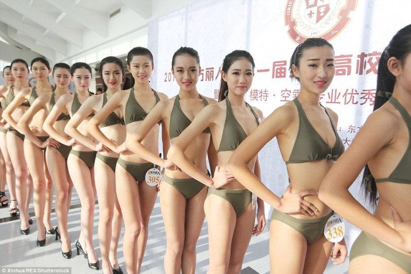 Необычное мероприятие привлекло к себе внимание крупных авиакомпаний Китая.