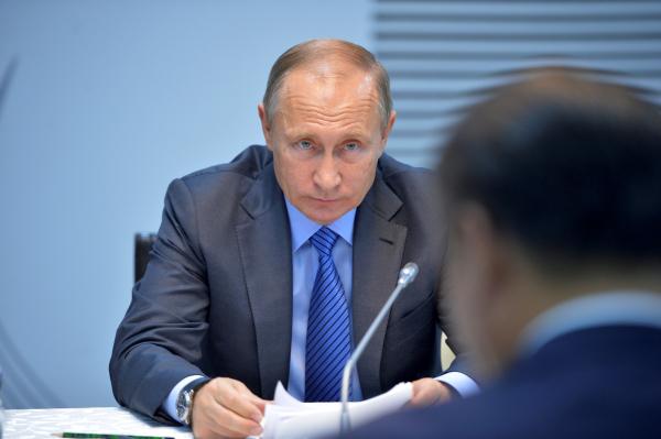 Путин овозможности отмены контрсанкций вотношении Запада: фиг им!