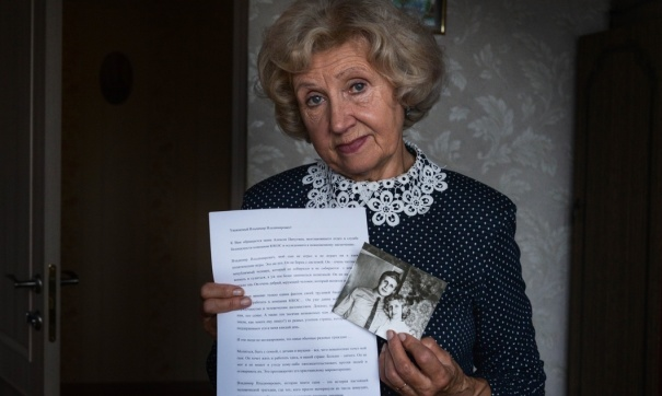 Мать экс-главы службы безопасности ЮКОСа Пичугина попросила помиловать сына