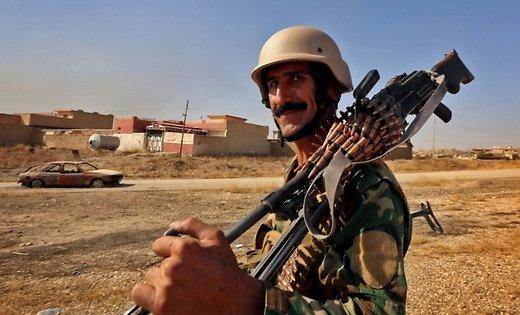 Подразделения армии Ирака вошли вМосул
