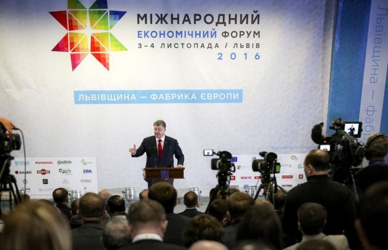 Порошенко объявил украинскими автомобилями Ауди и Фольксваген