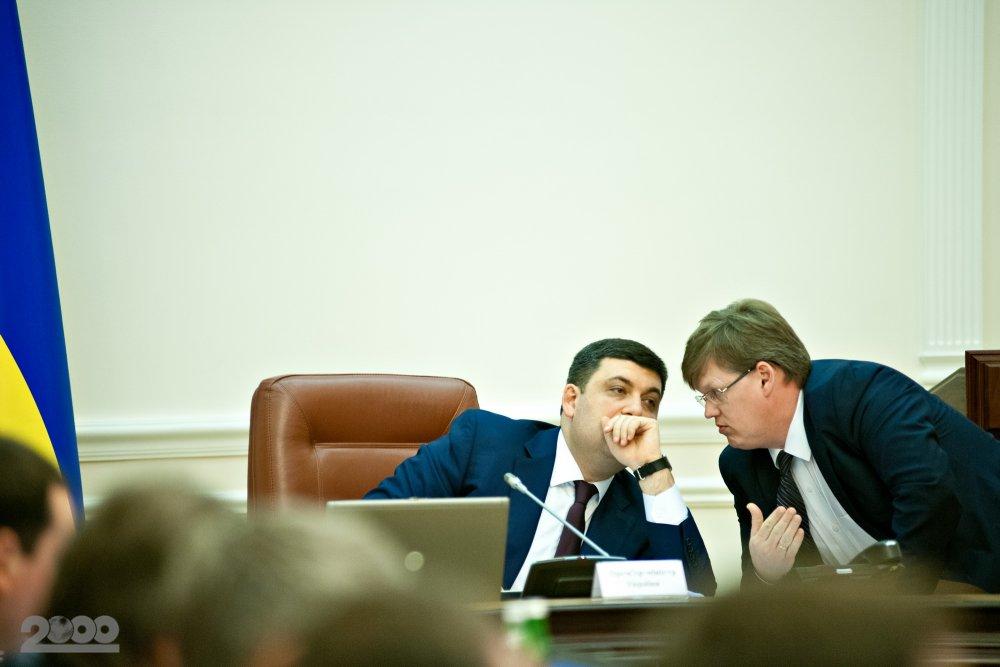 Кабмин Украины одобрил бюджет сповышенной минимальной заработной платой