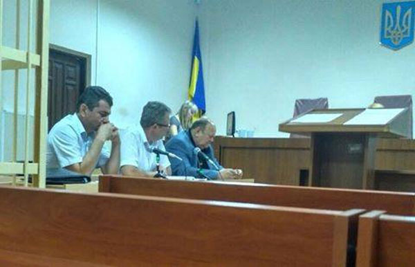 Мэр Торецка останется под арестом