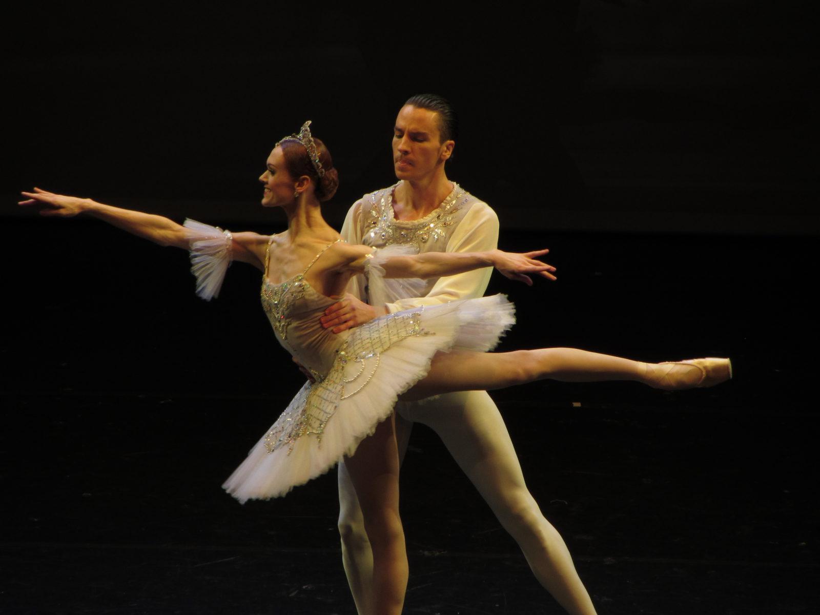 Мастер-класс открыл 2-ой день интернационального праздника балета вКрасноярске
