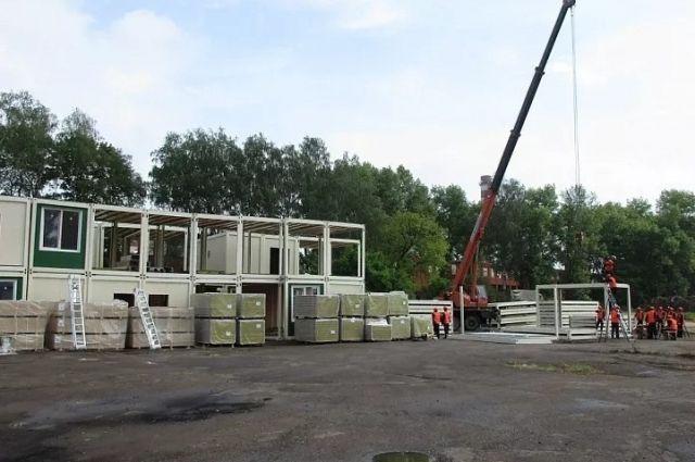 Стоимость возведения военной базы вКлинцах увеличилась до1,4 млрд руб.