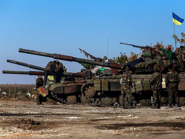 ОБСЕ: Количество случаев нарушения режима предотвращения огня вДонецкой области снизилось