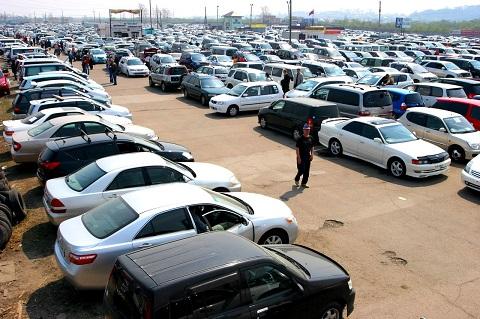 Скупка б/у авто украинцами подросла втри раза