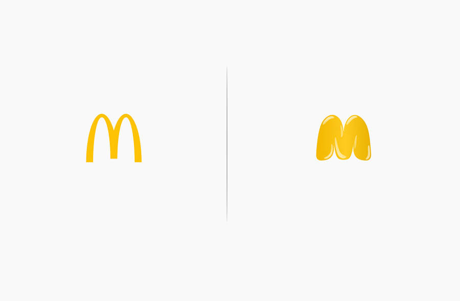 Logos affected by their Products Rebranding Series (10 pics)