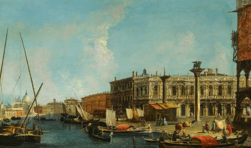 2 Venice,_A_View_of_the_Molo_from_the_Bacino_Di_San_Marco_with_the_Piazzetta_and_the_Entrance_to_the_Grand_Canal.jpg