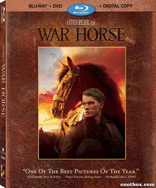 Боевой конь / War Horse (2011/BDRip/HDRip)