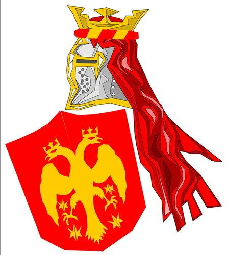 герб Черноевичей