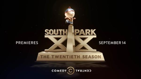 Южный Парк / South Park (2016) Сезон 20