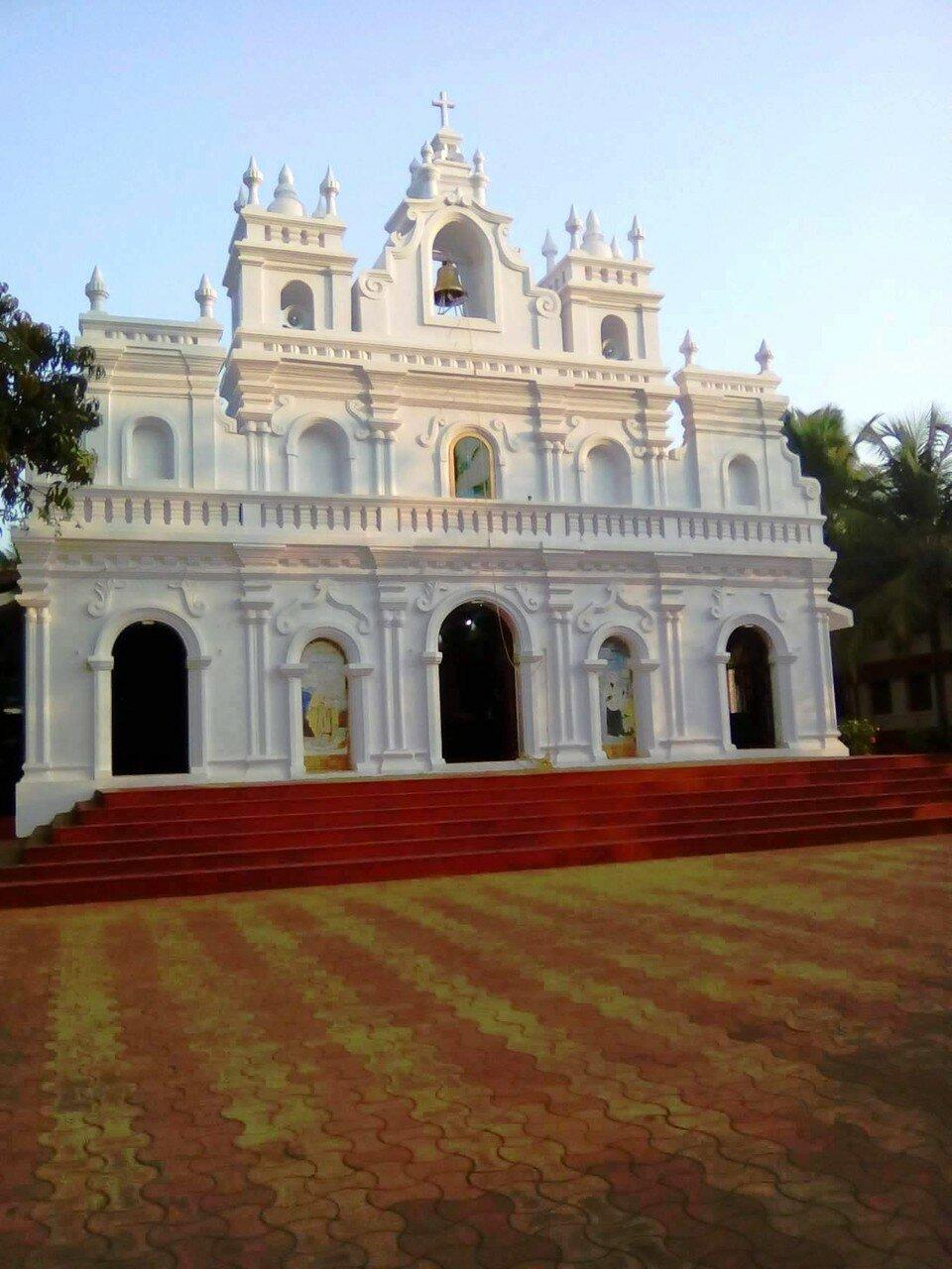 Католическая церковь. Индия. Февраль 2017.Фото В. Лана 02.jpg