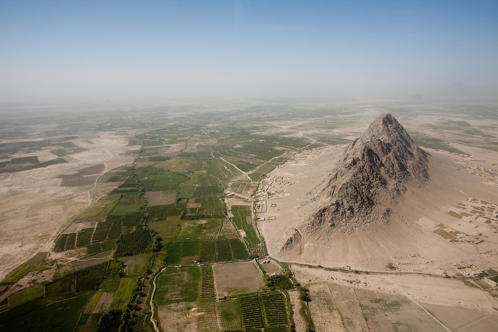Aerial Views of Kandahar