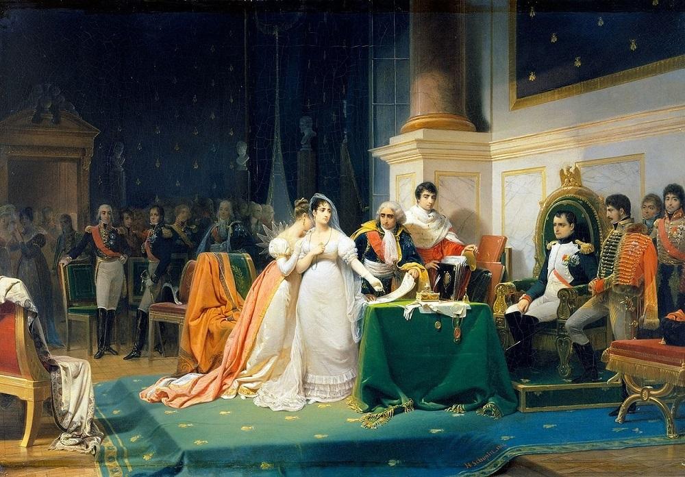 Развод Наполеона и Жозефины.jpg