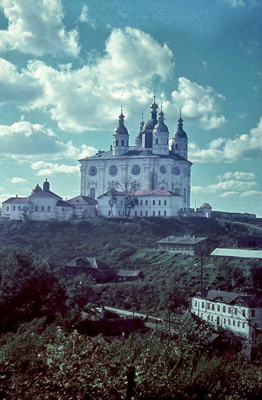 1942. Соборная гора