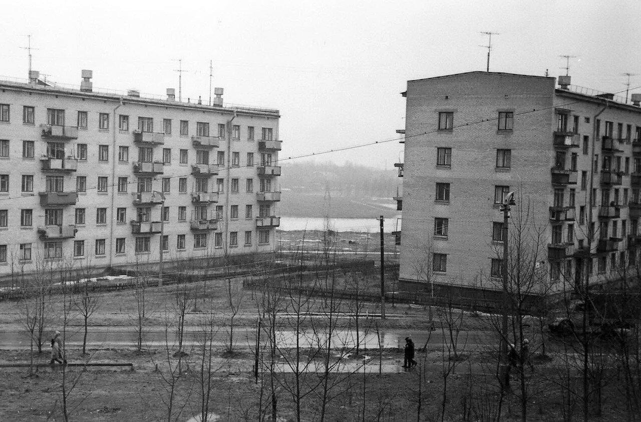 1968. Боровское шоссе