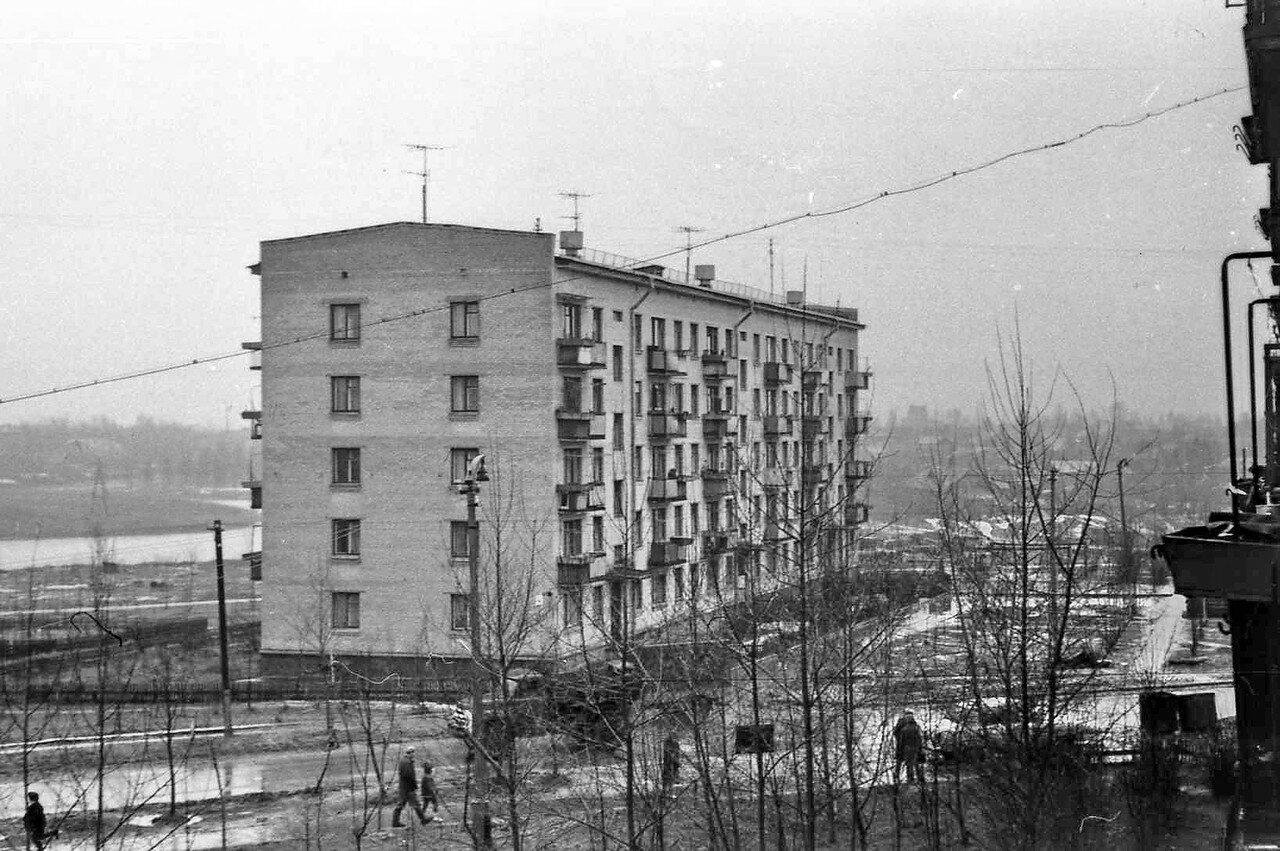 1968. Улица Первомайская