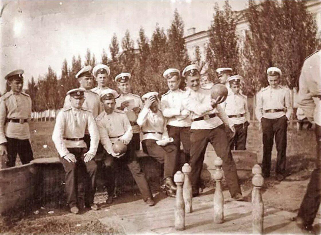 Воспитанники Сумского кадетского корпуса
