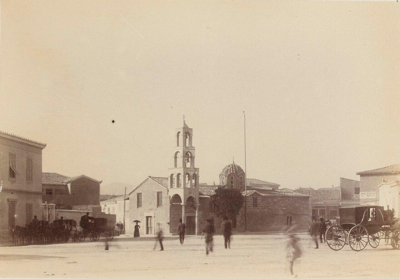 59. Афины. Церковь Святых Феодоров (1026)