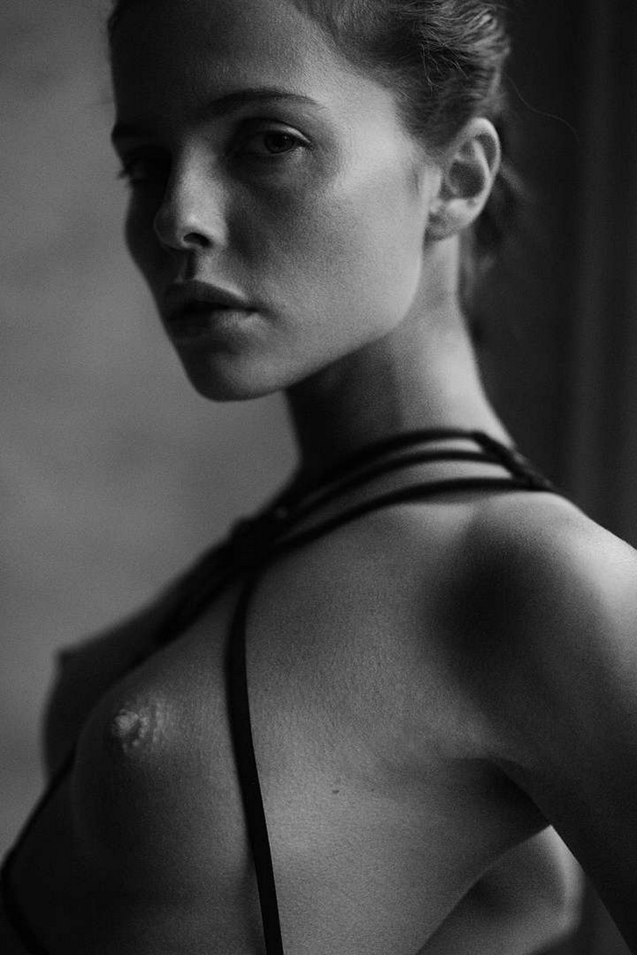 Абсолютная эстетика наготы на снимках Дмитрия Чапалы