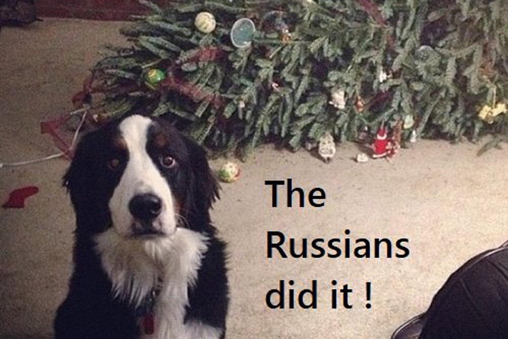 Доказательства вмешательства России в президентские выборы в США