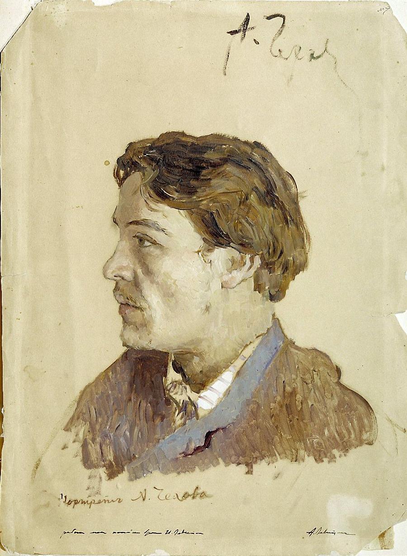 Картинки по запросу незаконченный портрет буниным чехова