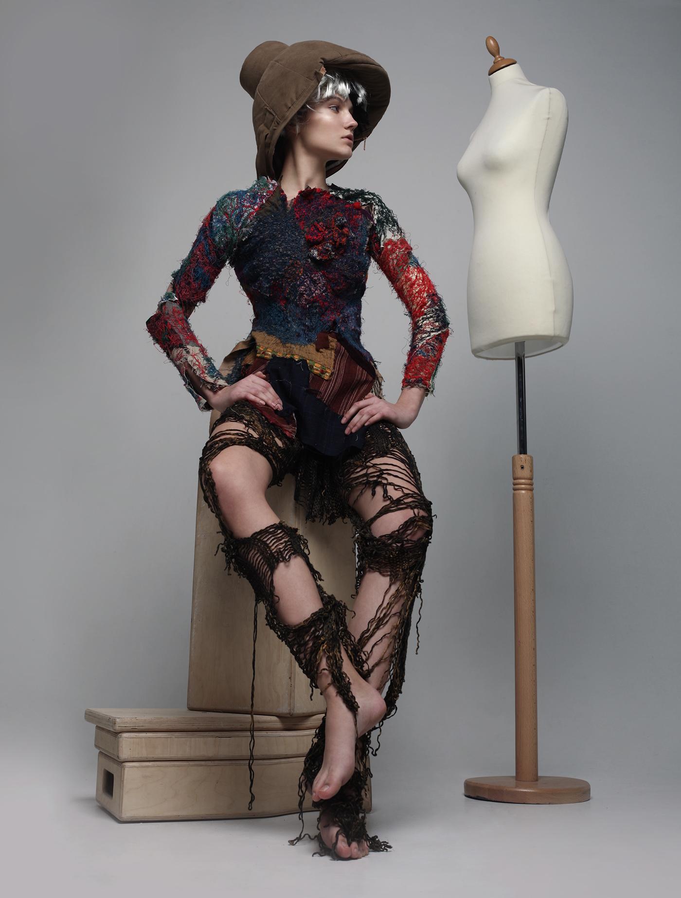 Модная история Haute Couture / фото Tali Rutman