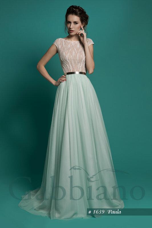 Свадебное платье Паула