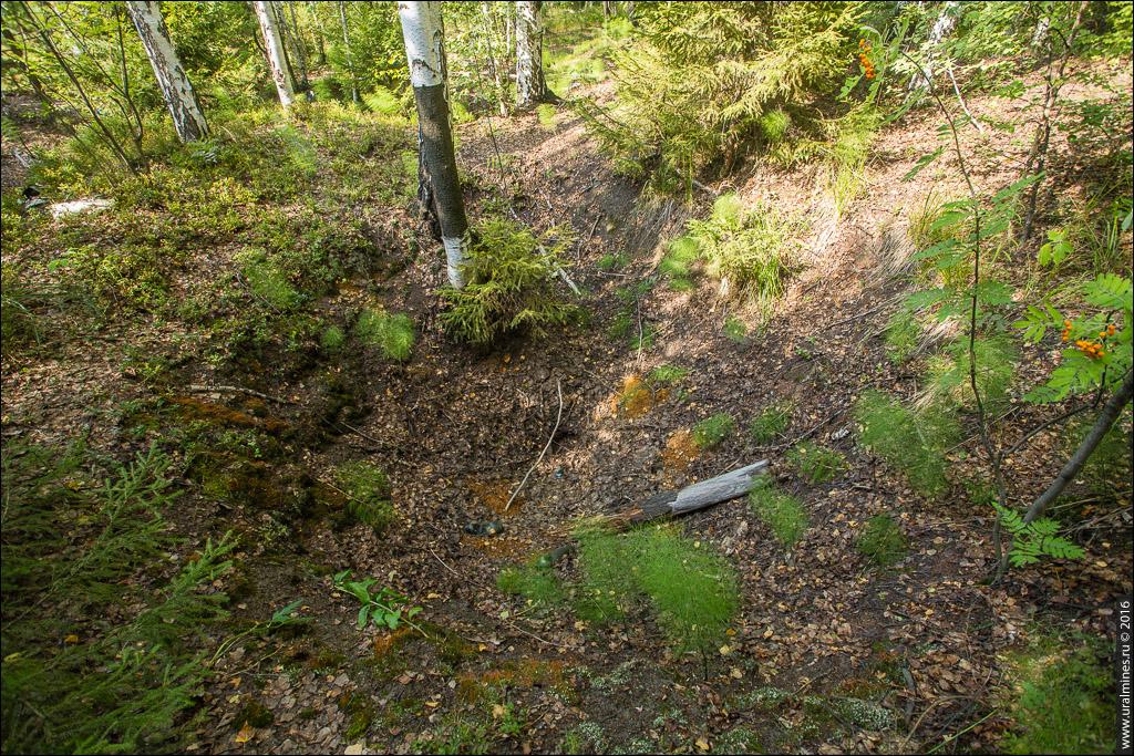 Ольховский железный рудник