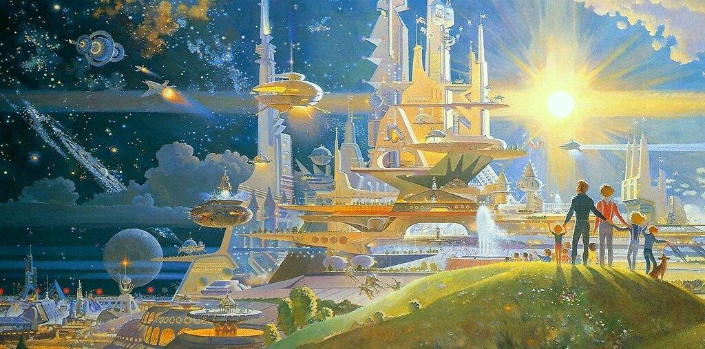 Светллое будущее