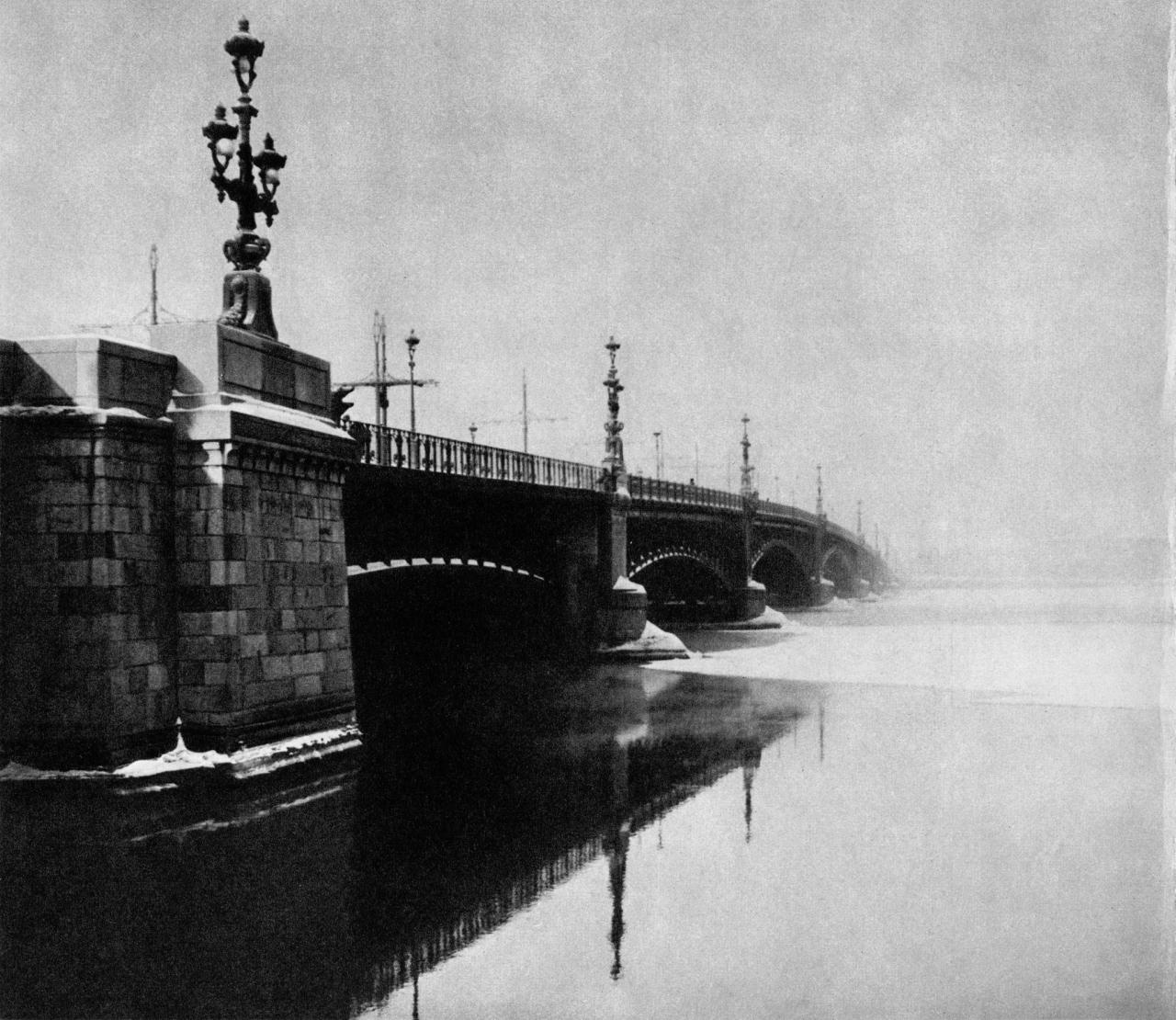 Троицкий мост / Trinity Bridge