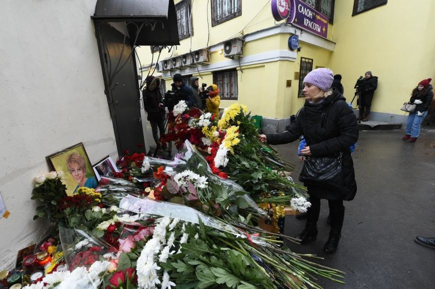 Гражданин  Курска предложил учредить государственную награду вчесть Доктора Лизы