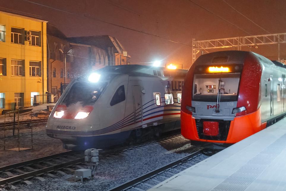 задача на логику поезд москва
