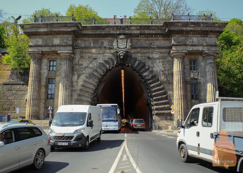 Триумфальная арка в Будапеште