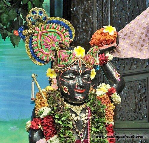 Божество Чоупати, Мумбай, Индия - Шри Натхаджи